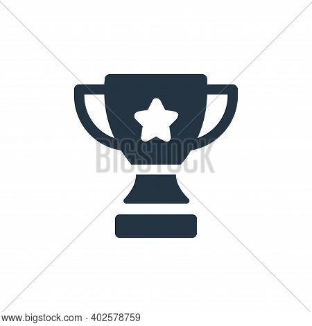 award icon isolated on white background. award icon thin line outline linear award symbol for logo,