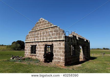 Old Jail Ruins