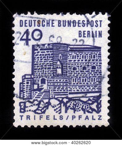 Trifels Castle, Pfalz