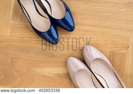 Selection Of Bridal Shoes For Her