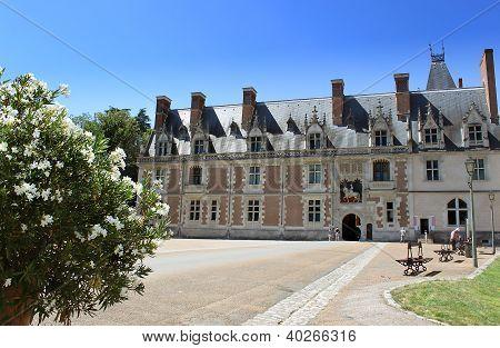 Blois Castle France