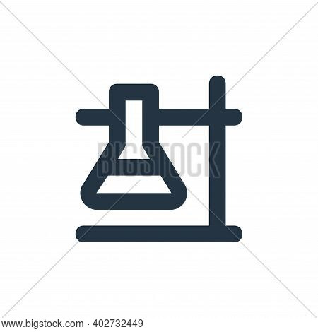 experiment icon isolated on white background. experiment icon thin line outline linear experiment sy