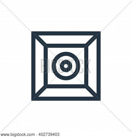 training icon isolated on white background. training icon thin line outline linear training symbol f