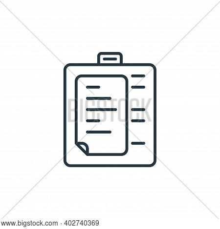 planing icon isolated on white background. planing icon thin line outline linear planing symbol for