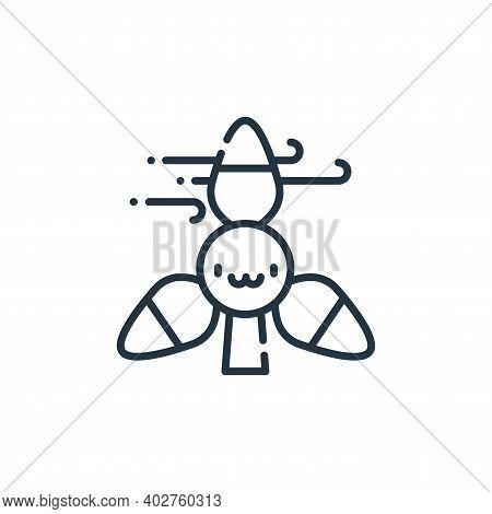 wind energy icon isolated on white background. wind energy icon thin line outline linear wind energy