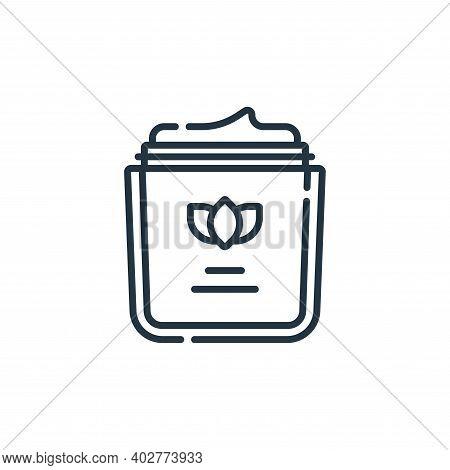 moisturizer icon isolated on white background. moisturizer icon thin line outline linear moisturizer