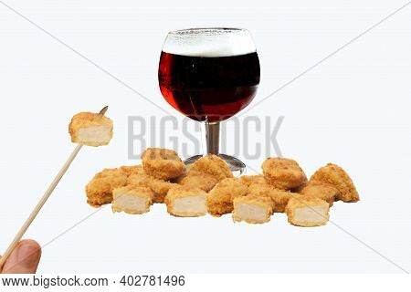 Mashed Chicken Nuggets Ready To Eat Mashed Chicken Nuggets Ready To Eat