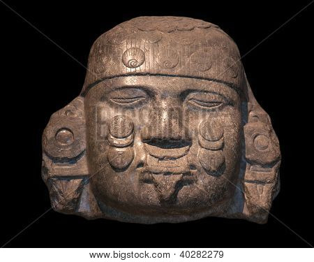 Head Of Coyolxauhqui