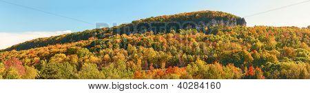 Fall In Glen Eden Conservation Area In Milton, Ontario