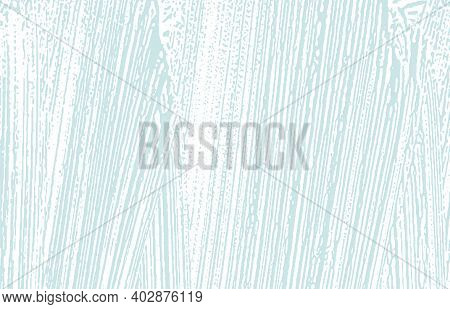 Grunge Texture. Distress Blue Rough Trace. Brilliant Background. Noise Dirty Grunge Texture. Unequal
