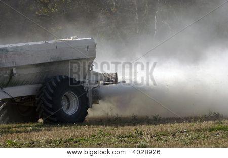 Spreading Fertiliser