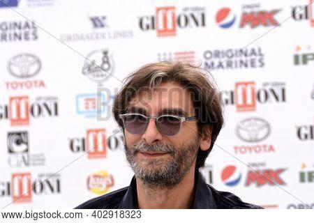 Giffoni Valle Piana, Sa, Italy - July 26, 2019 : Carmine Di Giandomenico At Giffoni Film Festival 20