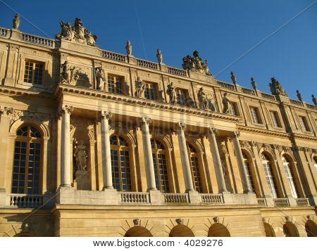 Castle Of Versailles