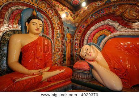Buddha-Figuren