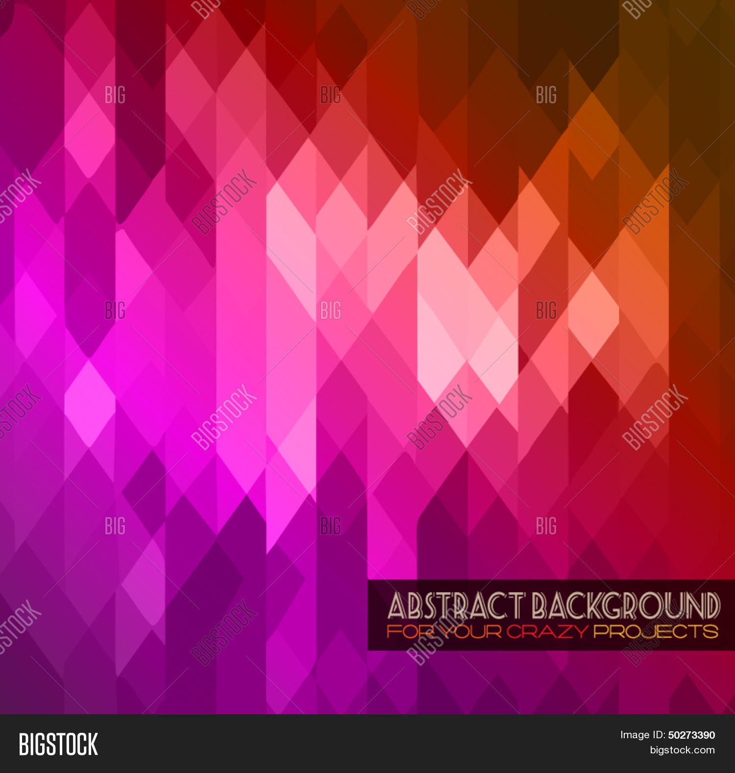 Disco Club Flyer Template. Abstract Background To Use For Music Event  Posters Or Album Covers  Club Flyer Background