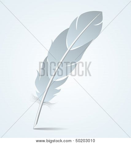 Goose Writing Quill