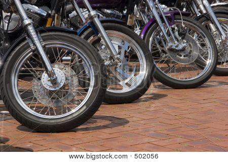 Motorcyle Wheels