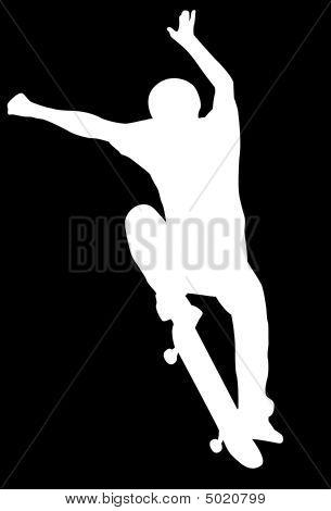 Skate_siluet