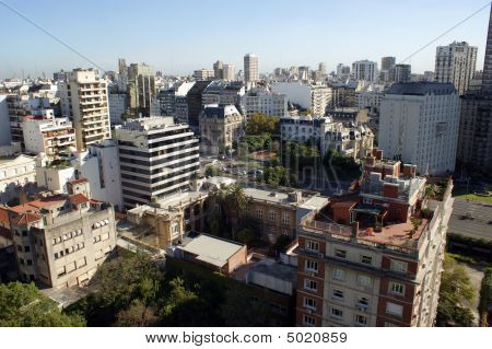 Buenos Aires Cityscape