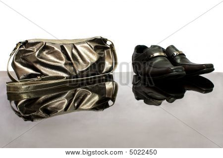 Handbag And Shoe