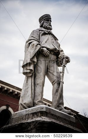Giuseppe Garibaldi Statue