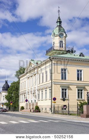 Pori Old Town Hall, Finland