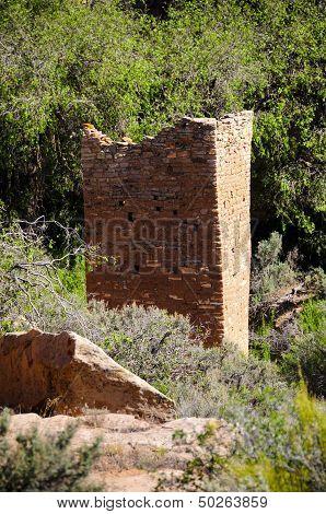 Aanasazi Ruins At Hovenweep