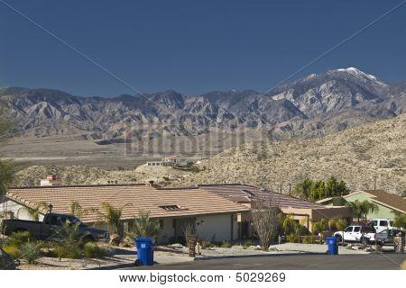 Desert Hot Springs Landscape