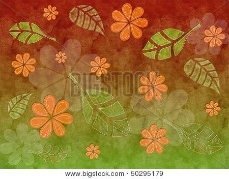 Autumn Nature Illustration