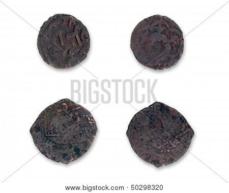 Coins of 14 centuries