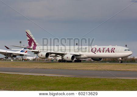 A340 Qatar Airways