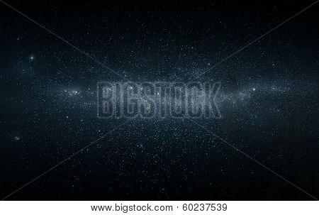 Milkyway Starfield
