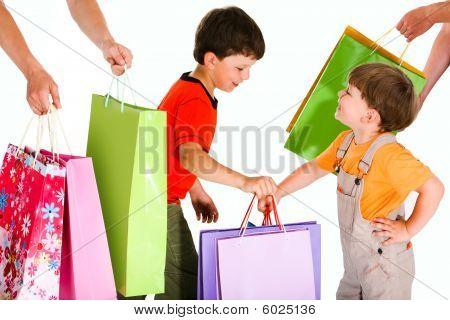 Little Shoppers