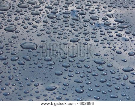 Drops On Car