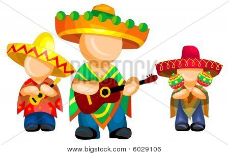 Mexican pop group