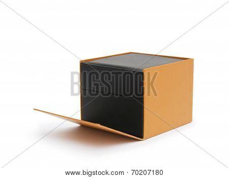 Gift Box Isolated On White Background