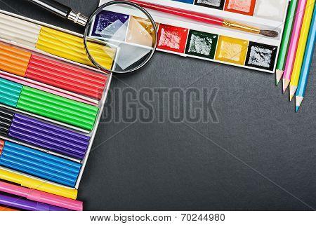 School Supplies To The Schoolboard