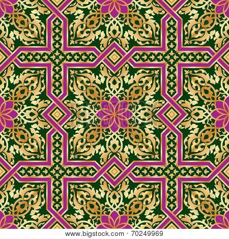 Islamic Pattern Seamless
