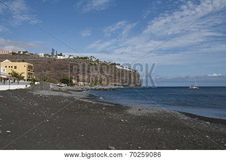 Playa de Santiago, La Homera, Spain
