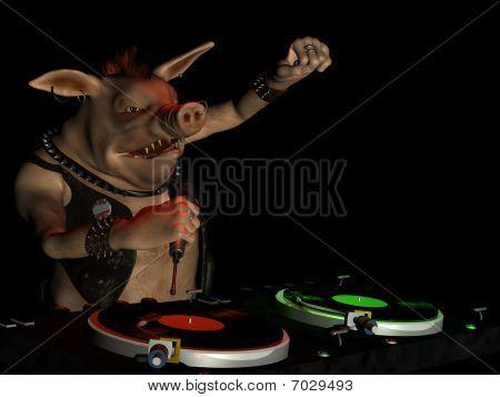 Punky Hog Dj
