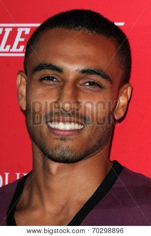 LOS ANGELES - AUG 14:  Robert Elzein at the Crackle Presents the Premieres of