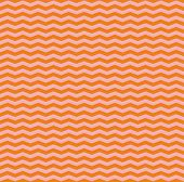 Tile pink and orange zig zag vector pattern or decoration wrapping chevron background poster