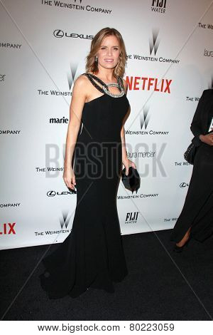 LOS ANGELES - JAN 11:  Kim Dickens at the The Weinstein Company / Netflix Golden Globes After Party at a Beverly Hilton Adjacent on January 11, 2015 in Beverly Hills, CA