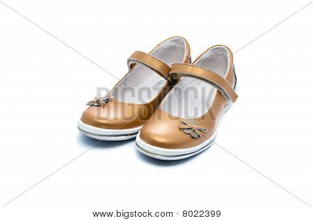 Young Lady Shoes