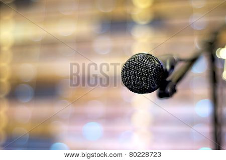 Microphone for performance