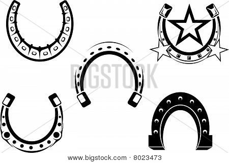 Set Of Horseshoes