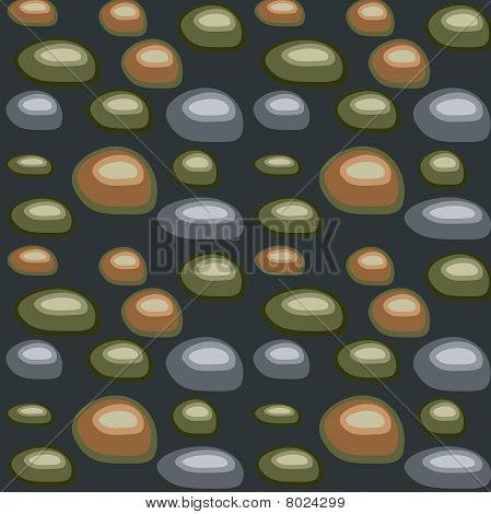 Texture with stones.