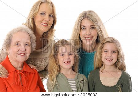 four generations picture