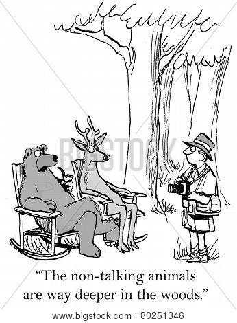 Non-Talking Animals
