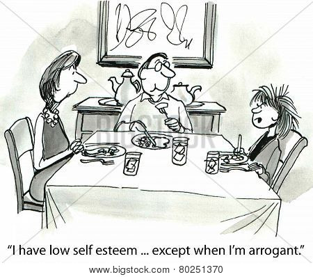 Low Self-Esteem